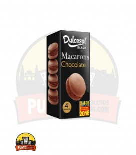 Macarons Chocolate 8 Estuches  4 UDS
