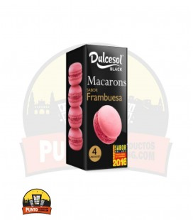 Macarons Frambuesas 8 Estuches 4 UDS