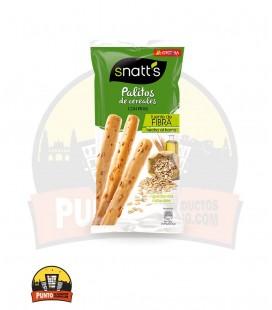 Palitos de cereales con pipas 62GR 10UNDS