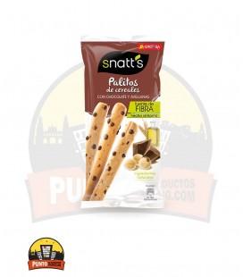 Palitos de Cereales con Chocolate y Avellanas 62GR 10UNDS