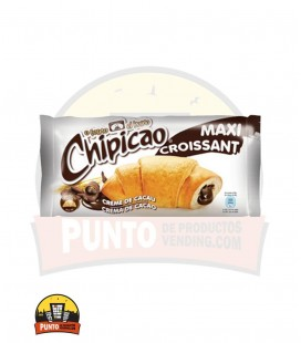 Maxi Croissant Chipicao Chocolate 80G 48UNDS