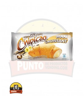 Maxi Croissant Chipicao Crema 80G 48UNDS