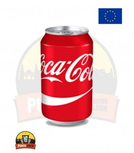 Coca Cola EU 330ML 24UNDS