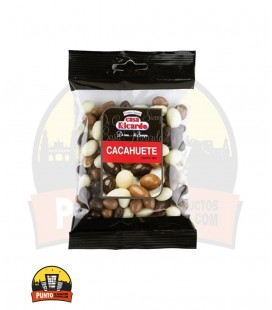 CACAHUETE CHOCOLATE MIX 100G 14UNDS