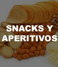 Snacks y aperitivos