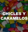 Chicles y Caramelos